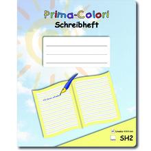 Prima-Colori Schreibheft SH2