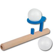 Pustespiel Fliegender Ball