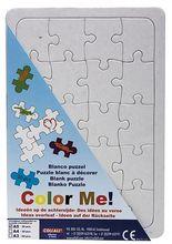 Puzzles mit Legerahmen