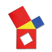 Pythagoras-Puzzle