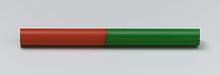 Rundstabmagnet, 100 mm