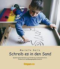 Sandwannenbuch Schreib es in den Sand
