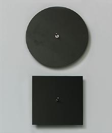 Satz(2)Klangplatten n.Chladni