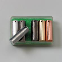 Satz(6)Metallzylinder,gl.Vol.