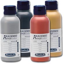 Schmincke Akademie Acryl 250 ml Effektfarben