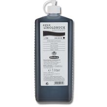 Schmincke Linoldruckfarbe Schwarz, 1 Liter