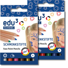 Schminkstifte 6er-Set