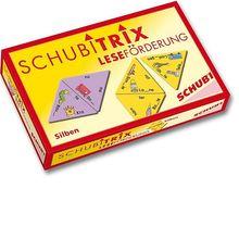 Schubitrix Leseförderung: Silben