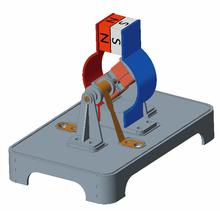 Schüler-Set Elektromotor