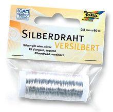 Silberdraht *Sale*