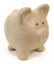 Sparschwein aus Karton *Sale*