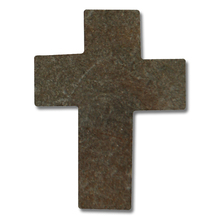 Specksteinrohling Kreuz