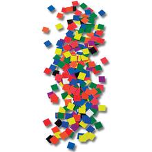 Spektrum-Mosaik-Plättchen aus Papier, 4.000 Stk.