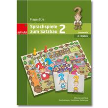 Sprachspiele zum Satzbau 2