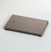 Stativplattenfuß 180x100 mm
