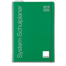 System-Schulplaner 2019/20 TimeTEX, Spiralbindung
