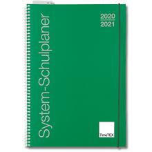 System-Schulplaner 2020/21 TimeTEX, Spiralbindung