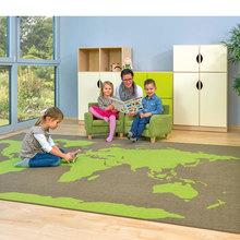 Teppich Welt