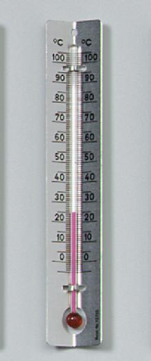 Thermometer für Schüler -3 bis +103 °C