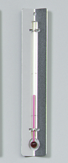 Thermometer für Schüler, ohne Graduierung