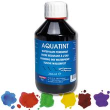Tinte wasserfest, 250 ml, Blau *Sale*