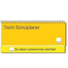 Tisch-Schulplaner 2017/18 TimeTEX