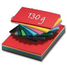 Tonpapier 130 g A4 Großpack