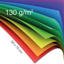 Tonpapier 130 g/m² <br> 50 x 70 cm Einzelbogen