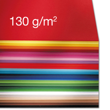 Tonpapier 130 g/m² <br> Mix-Sortiment