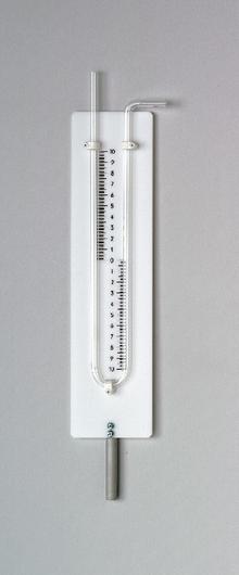 U-Rohr-Manometer a.Stab