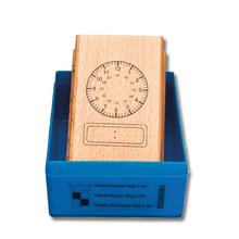Uhrenstempel digital-analog *Sale*