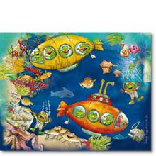 Unter Wasser Puzzle