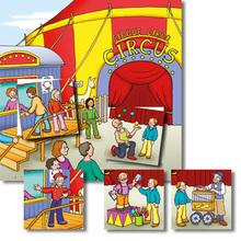 Variable Zirkus- und Jahrmarktgeschichten *Sale*