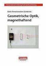Versuchsanleitung Geometrische Optik