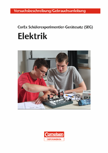 Versuchsanleitung SEG Elektrik Grundlagen und Ergänzungen