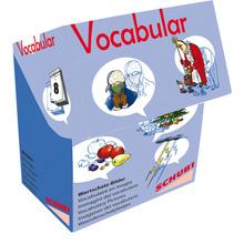 Vocabular Bilderboxen