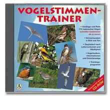 Vogelstimmentrainer CD-ROM *Sale*