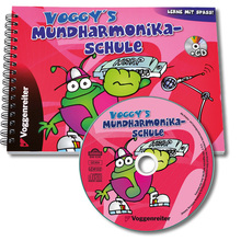 Voggy´s Mundharmonika-Schule