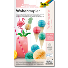 Wabenpapier Icecream