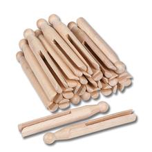 Wäscheklammern aus Holz