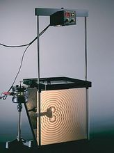 Wellenwanne mit Stroboskop