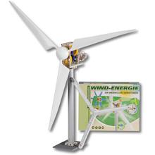 Windkraft-Bausatz