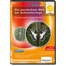 Wunderbare Welt der Schmetterlinge tabletfähig