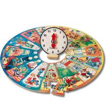 XXL-Lernpuzzle Mein Tag