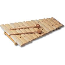 Xylophone, Klangplatten Ahorn