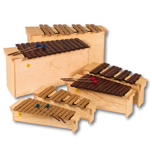Xylophone Serie 2000, Palisander-Stäbe