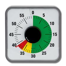 Zeitdauer-Uhr magnetisch mit Ampelscheibe