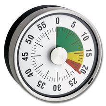 Zeitdauer-Uhr mit Ampelscheibe