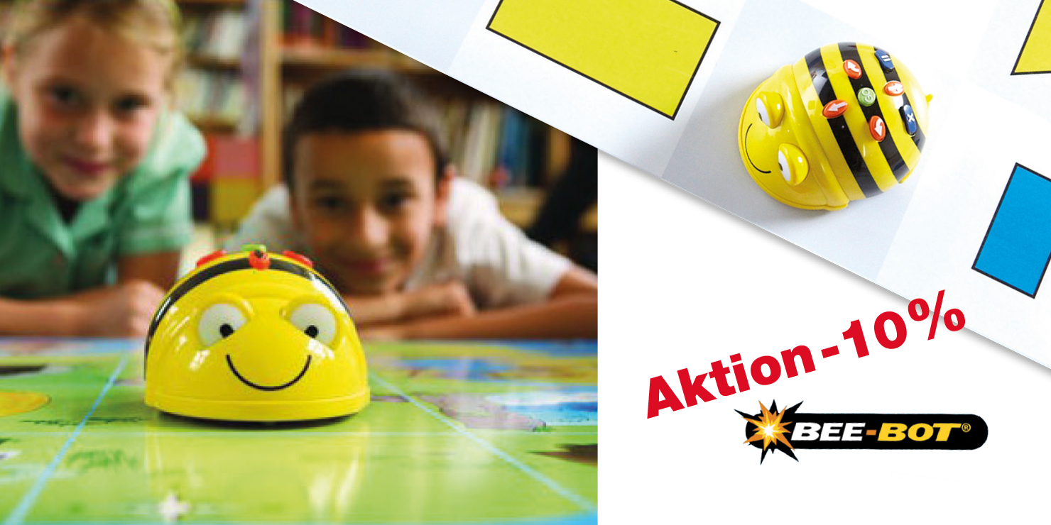 BeeBot in Aktion
