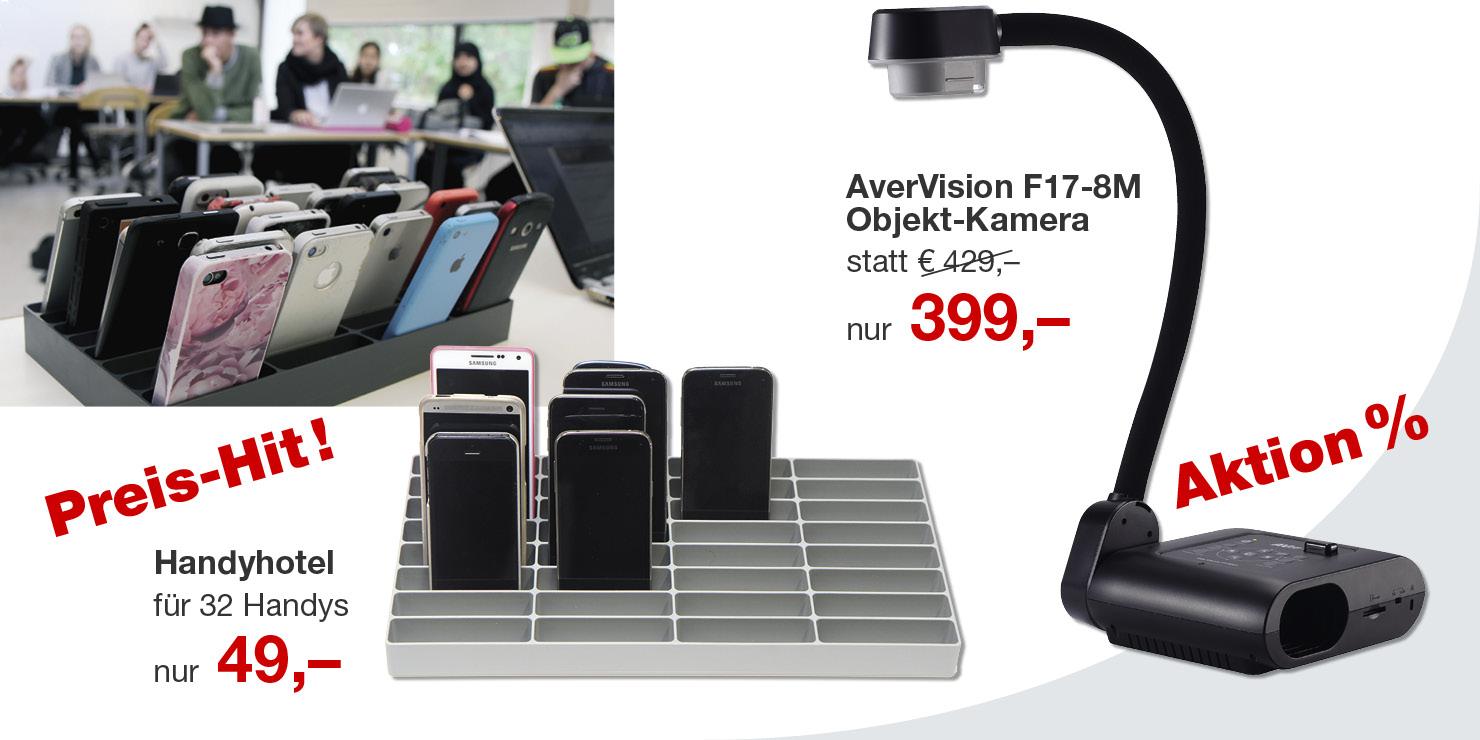 Handyhotel/AverVision Objektkamera